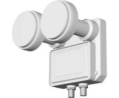 Monoblock 6,0° Twin LNB Inverto BLACK mono 0,2dB Feed...